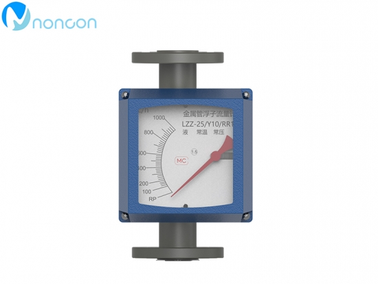 LZ Metal Tube Float Flowmeter