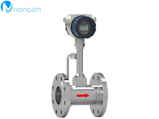 In order to use the steam vortex flowmeter well, it is necessary to understand its working principle